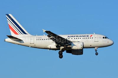 Air France Airbus A318-111 F-GUGL (msn 2686) ZRH (Paul Bannwarth). Image: 924056.