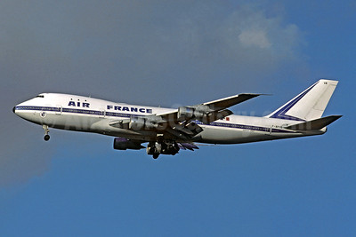 Air France Boeing 747-128 F-BPVB (msn 19750) CDG (Christian Volpati). Image: 944835.