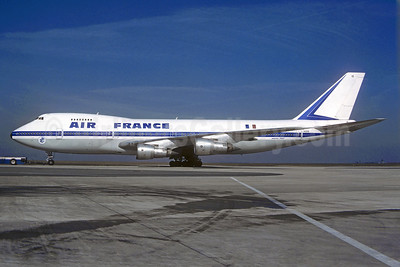 Air France Boeing 747-128 N40116 (msn 21141) CDG (Christian Volpati). Image: 939188.