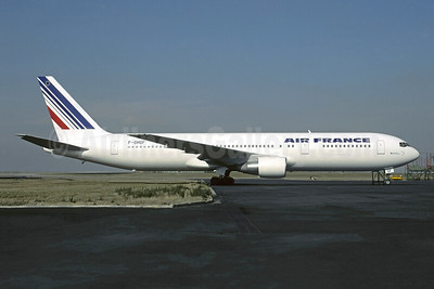 Air France Boeing 767-3Q8 ER F-GHGF (msn 24745) CDG (Christian Volpati). Image: 946033.
