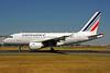 Air France Airbus A318-111 F-GUGC (msn 2071) CDG (Christian Volpati). Image: 906033.