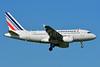 Air France Airbus A318-111 F-GUGD (msn 2081) ZRH (Paul Bannwarth). Image: 935817.