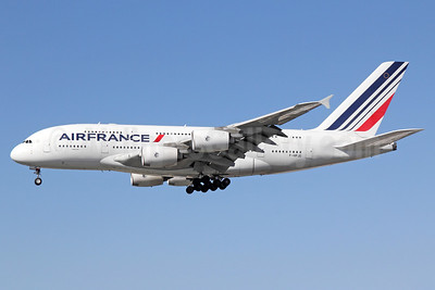 Air France Airbus A380-861 F-HPJD (msn 049) LAX (Michael B. Ing). Image: 936300.