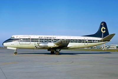 Airline Color Scheme - Introduced 1970