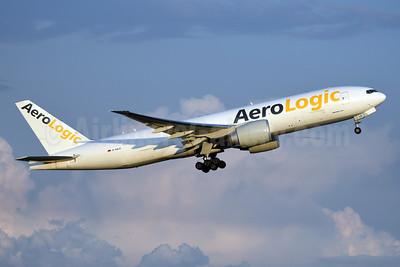 AeroLogic Boeing 777F D-AALK (msn 66164) YYZ (TMK Photography). Image: 950429.