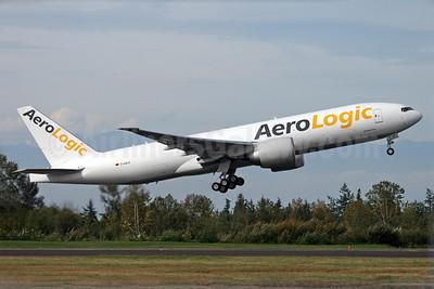 AeroLogic Boeing 777-FZN D-AALG (msn 36199) PAE (Nick Dean). Image: 905465.