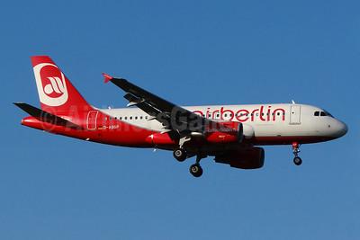 Airberlin (airberlin.com) Airbus A319-112 D-ABGP (msn 3728) ZRH (Paul Bannwarth). Image: 935312.