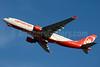 Airberlin (airberlin.com) Airbus A330-223 D-ALPE (msn 469) JFK (Jay Selman). Image: 403134.