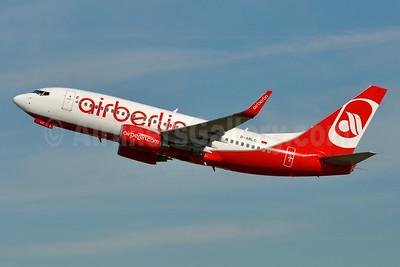 Airberlin (airberlin.com) Boeing 737-76J WL D-ABLC (msn 36116) DUS (Ton Storck). Image: 940153.