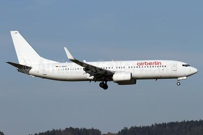 Air-Berlin (airberlin.com) Boeing 737-86J WL D-ABAF (msn 30878) ZRH (Andi Hiltl). Image: 937494.