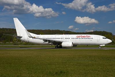 Air-Berlin (airberlin.com) Boeing 737-86J WL D-ABAF (msn 30878) ZRH (Rolf Wallner). Image: 937519.