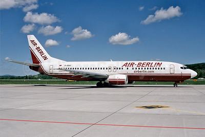 Air-Berlin (airberlin.com) Boeing 737-46J D-ABAI (msn 28038) ZRH (Ton Jochems). Image: 953742.
