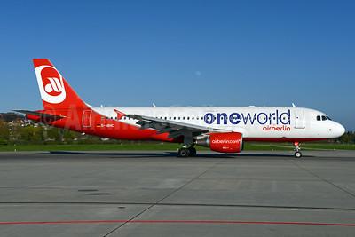 Airberlin (airberlin.com) Airbus A320-214 D-ABHC (msn 3594) (Oneworld) ZRH (Rolf Wallner). Image: 937492.