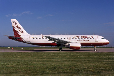 Air-Berlin (airberlin.com) Airbus A320-214 D-ABDF (msn 2820) ORY (Pepscl). Image: 902908.