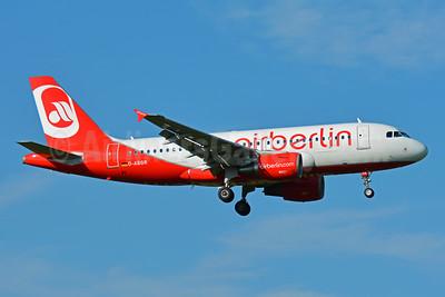 Airberlin (airberlin.com) Airbus A319-112 D-ABGR (msn 3704) ZRH (Paul Bannwarth). Image: 935313.