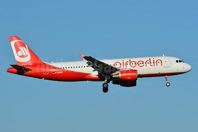Airberlin (airberlin.com) Airbus A320-214 D-ABNW (msn 2627) ZRH (Paul Bannwarth). Image: 939746.