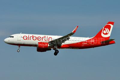 Airberlin (airberlin.com) Airbus A320-214  WL D-ABNX (msn 6927) BCN (Tony Storck). Image: 940155.