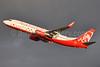 Airberlin (airberlin.com) Boeing 737-86J WL D-ABMC (msn 37752) (Flying home for Christmas - Santa Claus Tour 2011) BRU (Karl Cornil). Image: 935309.
