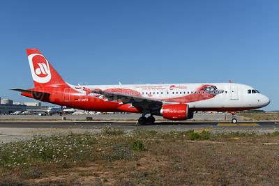 Airberlin (airberlin.com) Airbus A320-214 D-ABFO (msn 4565) (Milo, the Ostrich -Topbonus) PMI (Ton Jochems). Image: 935308.