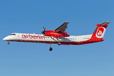 Airberlin (airberlin.com) (LGW) Bombardier DHC-8-402 (Q400) D-ABQB (msn 4226) ARN (Stefan Sjogren). Image: 937321.