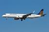 Augsburg Airways (Lufthansa Regional) Embraer ERJ 190-200LR (ERJ 195) D-AEMD (msn 19000305) MUC (Arnd Wolf). Image: 904003.