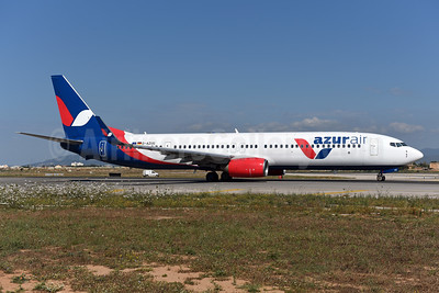 Azur Air (Germany) Boeing 737-9GP ER WL D-AZUG (msn 35717) PMI (Ton Jochems). Image: 943548.