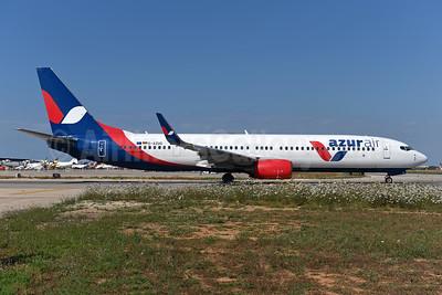 Azur Air (Germany) Boeing 737-9GP ER WL D-AZUG (msn 35717) PMI (Ton Jochems). Image: 943547.