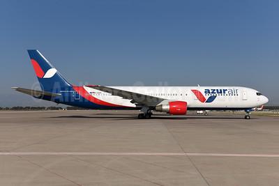 Azur Air (Germany) Boeing 767-33A D-AZUA (msn 27909) AYT (Ton Jochems). Image: 943748.