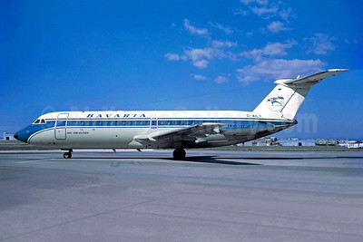 """Holiday Jet"", delivered on February 26, 1970"