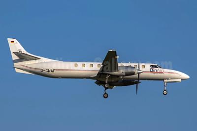 BinAir Aero Service Swearingen-Fairchild SA227AC Metro III D-CNAF (msn AC-505B) MAN (Rob Skinkis). Image: 944261.