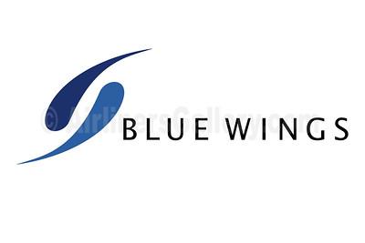 1. Blue Wings logo