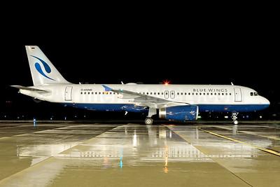 Blue Wings Airbus A320-232 D-ANNB (msn 1240) NUE (Gunter Mayer). Image: 953332.