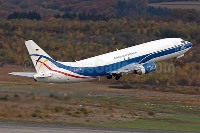 CargoLogic Germany Boeing 737-4H6 (F) D-ACLO (msn 27673) CGN (Rainer Bexten). Image: 948200.