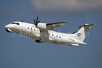 Cirrus Airlines Dornier 328-110 D-CIRB (msn 3017) GVA (Paul Denton). Image: 907642.