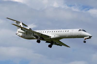 Cirrus Airlines Embraer ERJ 145LU D-ACIA (msn 145564) GVA (Paul Denton). Image: 907643.