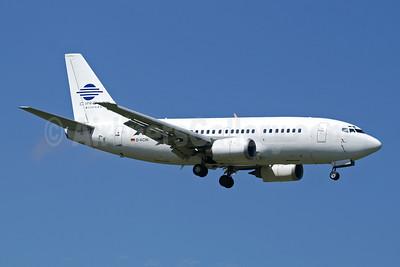 Cirus Airlines-Lufthansa Boeing 737-53C D-ACIN (msn 24825) ZRH (Paul Denton). Image: 907645.
