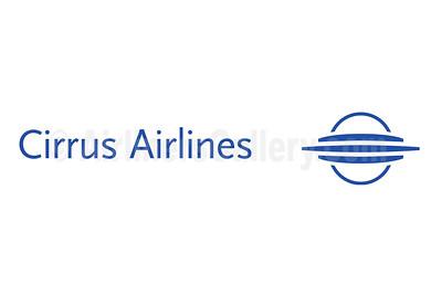 1. Cirrus Airlines logo