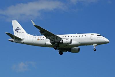 Cirrus Airlines-Lufthansa Embraer ERJ 170-100LR D-ALIE (msn 17000059) GVA (Paul Denton). Image: 907644.