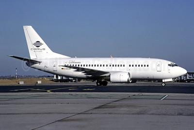 Cirus Airlines-Lufthansa Boeing 737-53C D-ACIN (msn 24825) CDG (Christian Volpati). Image: 907611.