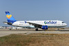 Condor Flugdienst-Thomas Cook Airbus A320-212 D-AICG (msn 957) (Janosch - Kastenfrosch and Tigerente) PMI (Ton Jochems). Image: 923485.