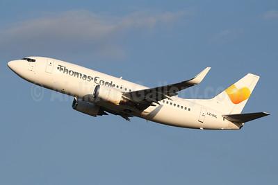 Thomas Cook (Condor Flugdienst) (Bul Air) Boeing 737-33S WL LZ-BVL (msn 29072) FRA (Marcelo F. De Biasi). Image: 939060.