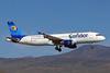 Condor Flugdienst-Thomas Cook Airbus A320-212 D-AICD (msn 884) (Janosch - Kastenfrosch and Tigerente) TFS (Paul Bannwarth). Image: 922509.