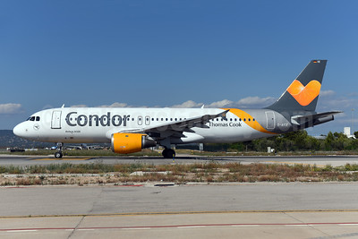 Condor Flugdienst-Thomas Cook Airbus A320-212 D-AICE (msn 894) PMI (Ton Jochems). Image: 944674.