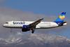Condor Flugdienst-Thomas Cook Airbus A320-212 D-AICG (msn 957) (Janosch - Kastenfrosch and Tigerente) (Sunny Heart) TFS (Paul Bannwarth). Image: 922505.