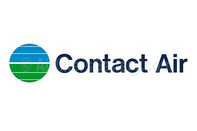 1. Contact Air logo