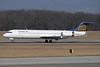 Contact Air Flugdienst Fokker F.28 Mk. 0100 D-AFKD (msn 11500) (Lufthansa Regional colors) GVA (Paul Denton). Image: 920310.