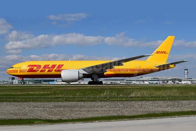 DHL - AeroLogic Boeing 777F D-AALO (msn 66085) YYZ (TMK Photography). Image: 950154.