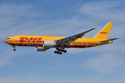 DHL - AeroLogic Boeing 777F D-AALP (msn 66086) YYZ (TMK Photography). Image: 953423.