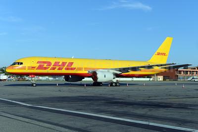 DHL (European Air Transport Leipzig) Boeing 757-236 (F) D-ALEB (msn 22173) TLS (Ton Jochems). Image: 925997.