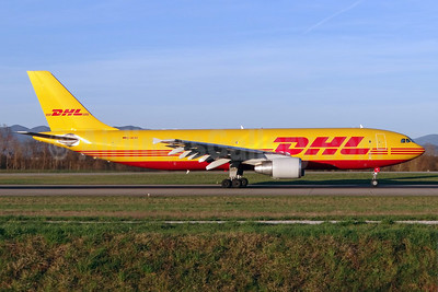 DHL (European Air Transport Leipzig) Airbus A300B4-622R (F) D-AEAE (msn 753) BSL (Paul Bannwarth). Image: 911781.